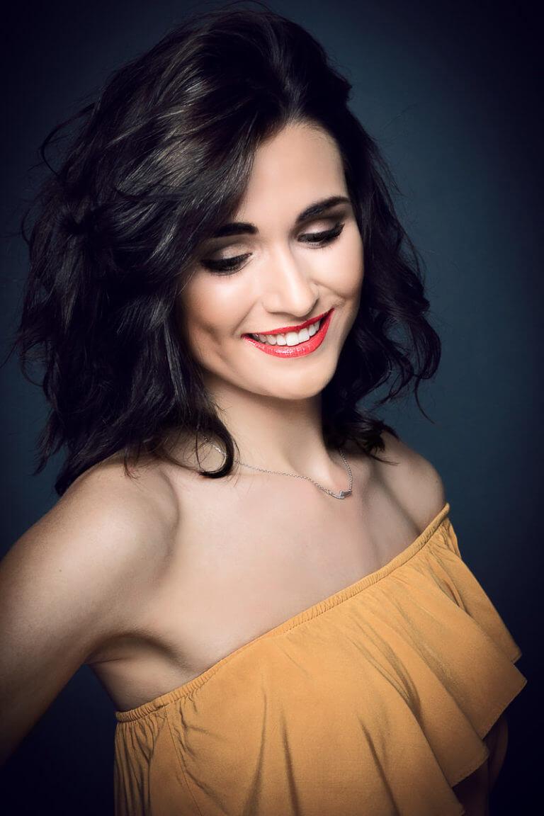 Myrtille Cauchefer - Miss Picardie 2016