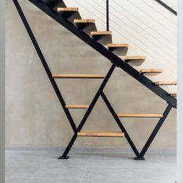 Escalier, Christophe Dupont Photography