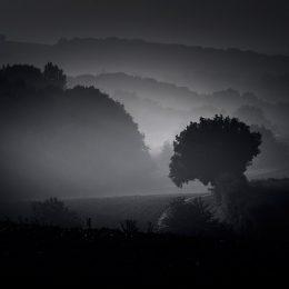Photographe de paysages, Brume par Christophe Dupont Photography